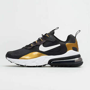 Nike-Air-Max-270-UK-Size-5-Women-039-s-Shoes-React-Trainers-Black