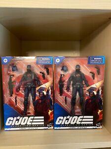 2x Hasbro G.I. Joe Classified Series Cobra Infantry Action FigureS LOT New CHEAP