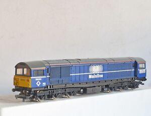 100% De Qualité Hornby R358 Class 58 050 Diesel Loco Mainline Livery Toton Depot Boxed Mint