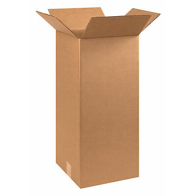 25 10x10x24 TALL Cardboard Shipping Boxes Corrugated Cartons