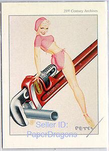 THE-PETTY-GIRL-Series-1-Ridgid-Tool-Chase-Card-R4-June-1952