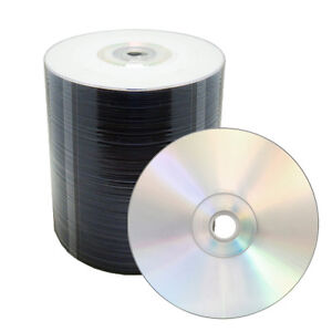 200 Generic A Grade 16X 8X DVD-R Blank Disc NEW FS