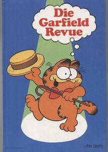 Garfield Buch - Die Garfield Revue - Trier, Deutschland - Garfield Buch - Die Garfield Revue - Trier, Deutschland