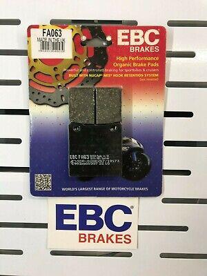 kumbukgete.sch.lk Auto Parts & Accessories Motors EBC FA063 Rear ...