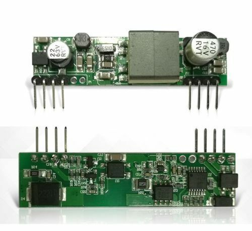 5V PoE PD Module Power-over-Ethernet  arduino ethernet shield IEEE802.3 D1398 L