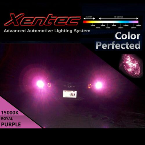 Xentec XENON Light 35W 55W HID KIT /'s REPLACEMENT 2 BULBS 9006 H4 881 880 9006