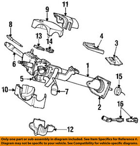 dodge chrysler oem dakota steering column transmission shift lever  image is loading dodge chrysler oem dakota steering column transmission shift