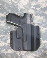 Kydex Tactical Owb Holster - Sauer P226 /w Rails
