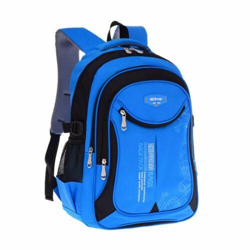 Children School Bag Backpack Waterproof Thickened Sponge Big Capacity Anti Theft