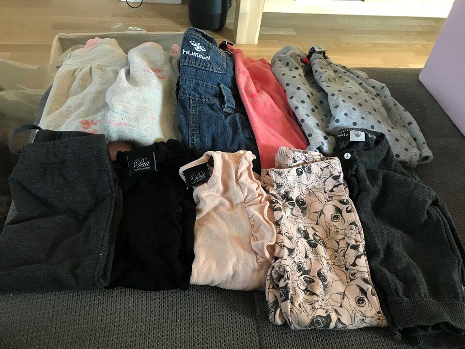 Blandet tøj, Hummel, Molo osv