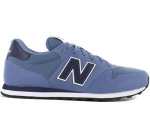 new balance 500 hombre azul