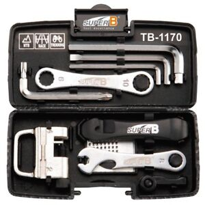 Super-B-24-in-1-Multi-Bicycle-Tool-Set-Carbon-Steel-Tools-Cycling-Sport-NOVELTY