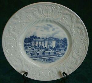 Duke-University-Wedgwood-Commemorative-Plate-Trinity-College-1937