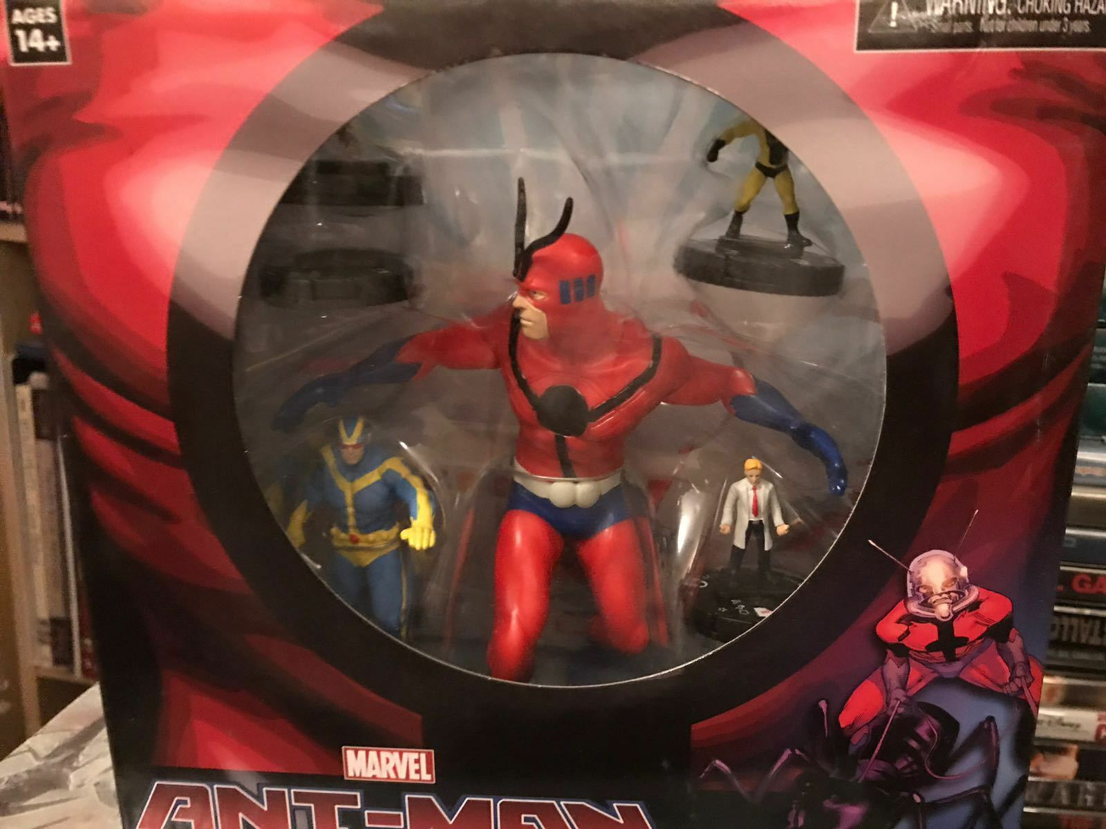 Heroclix  - ANT MAN -  Box Set