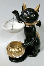 YANKEE CANDLE SOPHIA THE CAT HANGING TART BURNER NIB