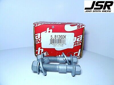 15-18 Mustang GT EcoBoost V6 GT350 Eibach Pro-Alignment Adjustable Camber Bolts