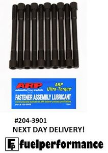ARP-Head-Bolts-fits-VW-Audi-1-8T-20V-Turbo-M10-10mm-Without-tool-204-3901