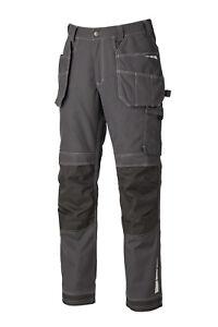 Arbeitskleidung & -schutz Business & Industrie Offen Arbeitshose Schutzhose Handwerkerhose Dickies Eisenhower Extreme eh26801-gy