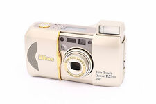 Nikon Lite Touch Zoom 120 Ed-AF Cámara Compacta - 38mm-120mm Macro Lente + Estuche