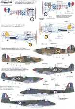 Xtra Decals 1/72 HISTORY OF 111 SQUADRON ROYAL AIR FORCE