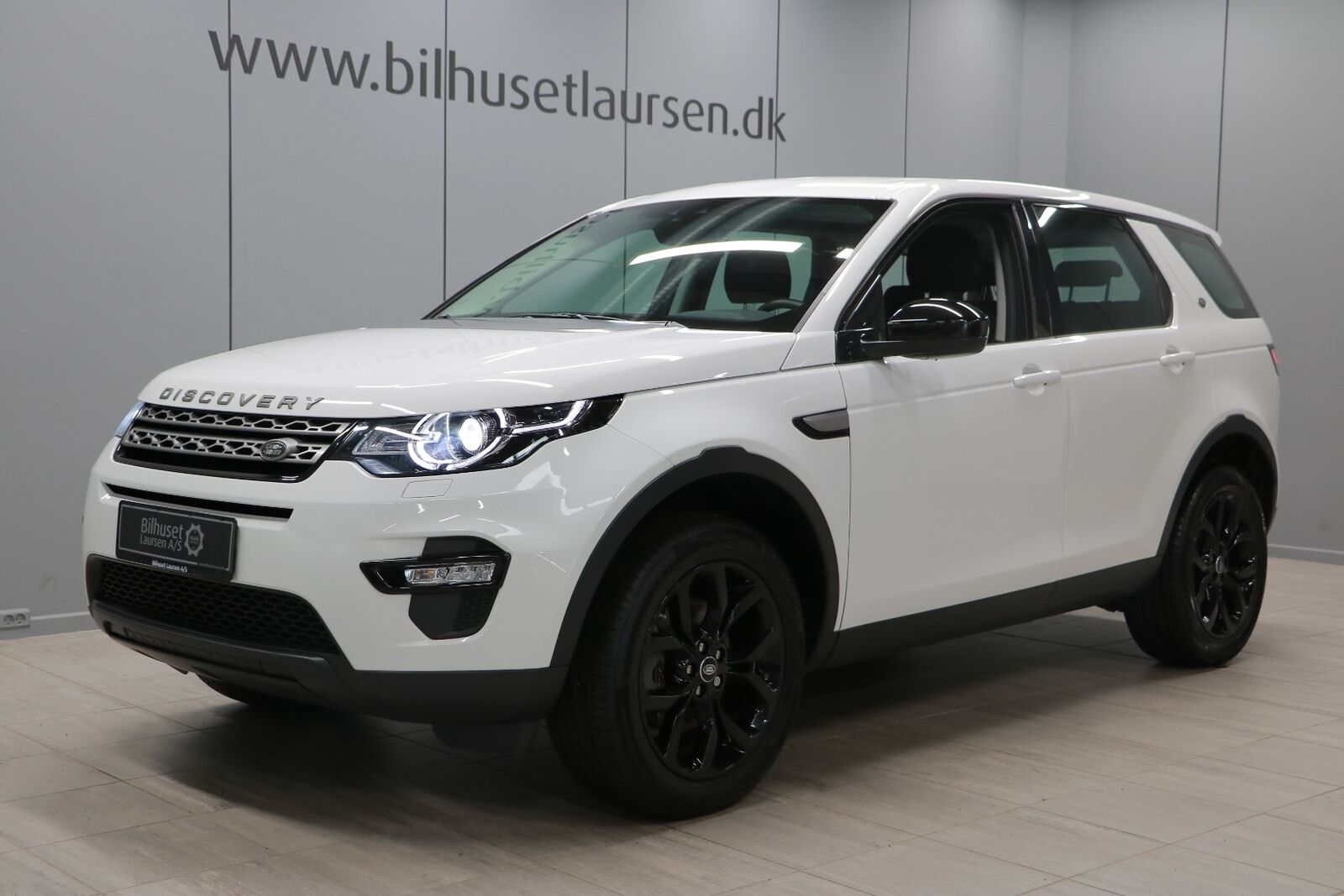Land Rover Discovery Sport 2,0 eD4 Pure 5d