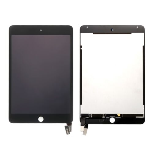 For iPad mini 4 Black Touch Digitizer Front Screen Glass LCD Display Assembled