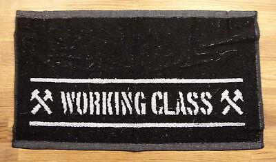 """""""working Class"""" Asciugamano Circa 50 X 100 Cm 100% Cotone- Dolorante"""