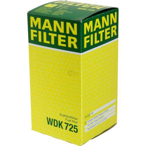 Original Homme-Filtre carburant filtre WDK 725 Fuel Filtre