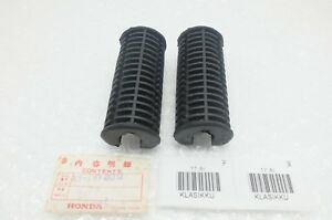Honda C100 C102 C50 C65 C70 C90 NEW RUBBER FOOT STEP
