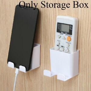 Mobile-Phone-Plug-Holder-Air-Conditioner-Storage-Box-Remote-Control-Organizer