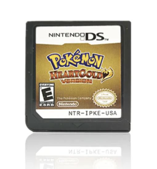 Pokemon: HeartGold Version (Nintendo DS, 2010)