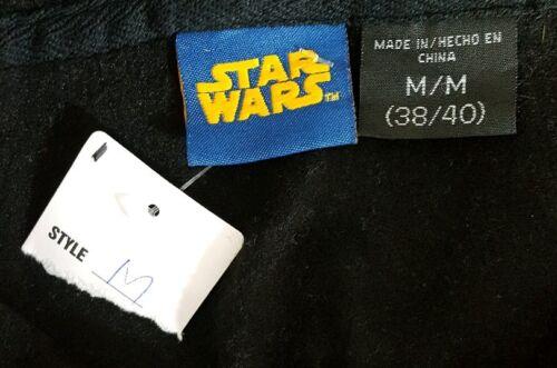 medio tamaño Star 38 40 cremallera y Nwt con de Wars con talla suéter actuación de negro OqFw7U
