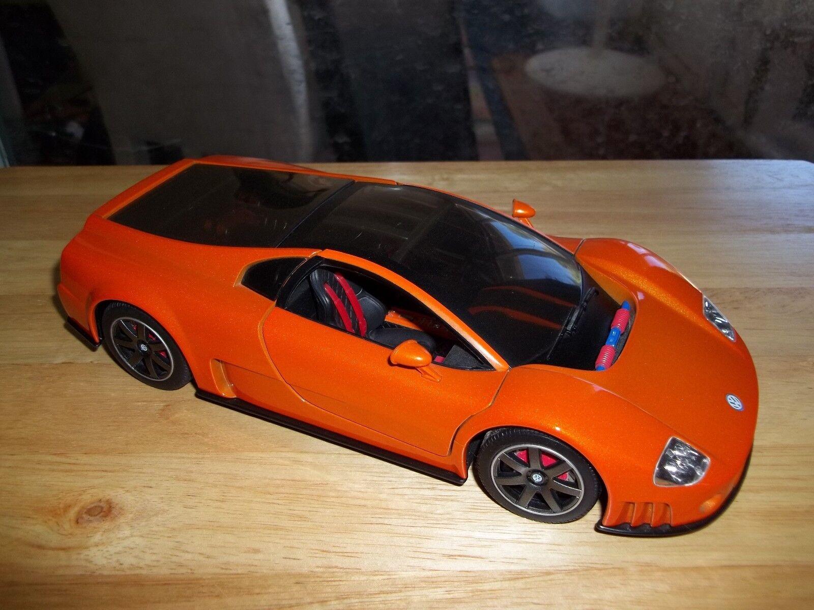 1 18 Volkswagen W12 Nardo Diecast Car Car Car orange 92488 c21a8e