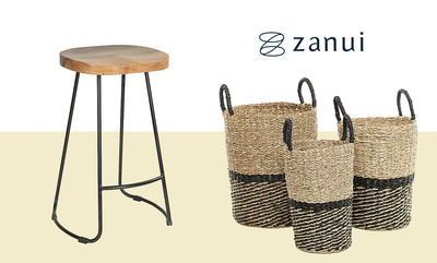 20% off* at Zanui