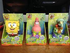 Spongebob Squarepants: Talking Spongebob, Patrick and Squidward