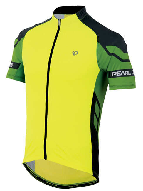 Pearl Izumi Elite Bike Cycling Jersey Screaming Yellow Green Flash  - Small  clients first reputation first