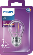 Artikelbild Philips LEDClassic 25W P45 E27 WW CL ND 1BC/4 LED-Standardlampe 250 Lumen 2 Watt