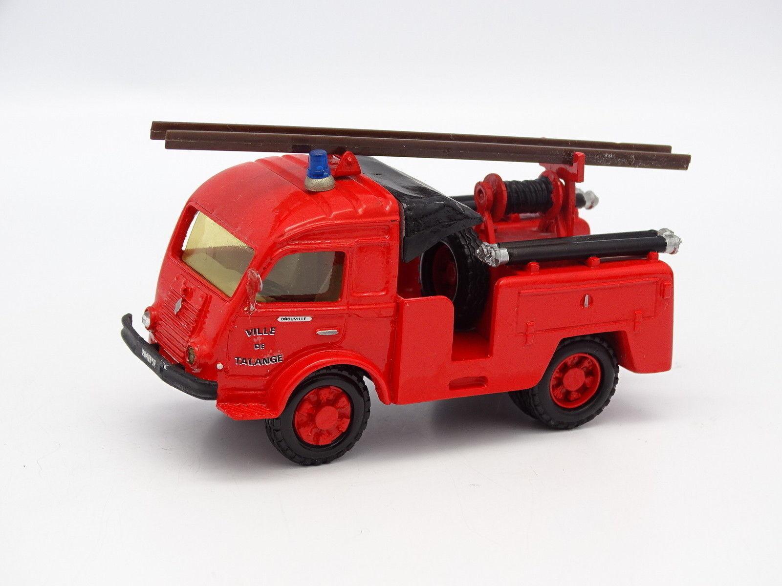 Parade Kit Monté 1 50 - Renault Galion Drouville 2.5T Pompiers Talange