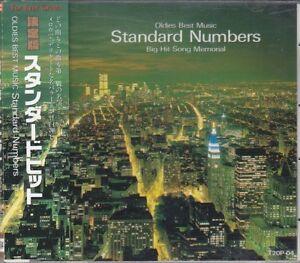 Oldies-Best-Music-Big-Hit-Song-Memorial-CD-Japanese-OBI-Julie-London-Jo-Stafford