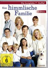 5 DVDs * EINE HIMMLISCHE FAMILIE - DIE KOMPLETTE STAFFEL 7 # NEU OVP $