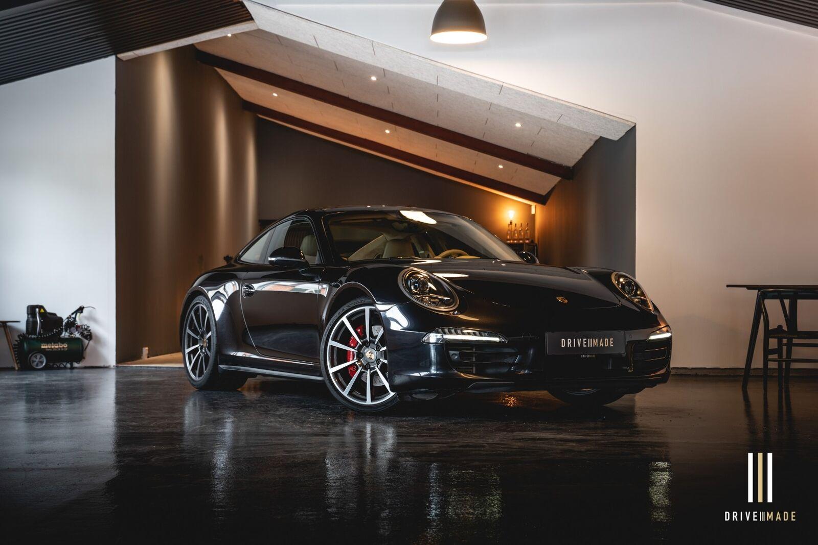 Porsche 911 Carrera 4S 3,8 Coupé PDK 2d - 4.980 kr.