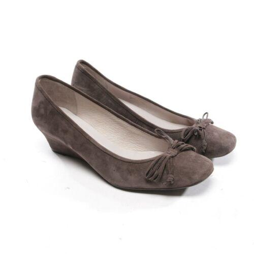 Shoes Heels High 39 Pumps Schuhe Gr Chaussures Wedges D Damen Braun Unisa qpAzxUw