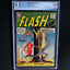 THE-FLASH-112-DC-1960-5-5-OW-W-PGX-1ST-APPEARANCE-OF-ELONGATED-MAN thumbnail 1