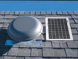 Image Is Loading Air Vent Inc 53510 NPSP8WW Solar Power Attic