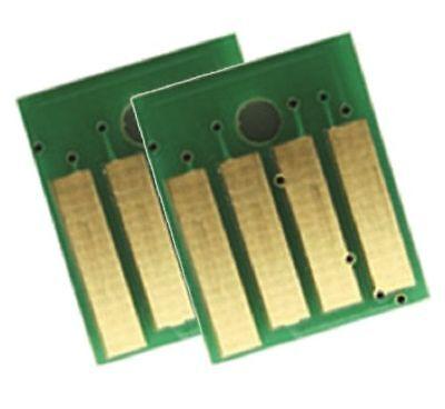2 x Toner Chips for Lexmark MS810n//dn//de//dtn MS811 MS812 /'/' 52D1H00 /'/' 25K