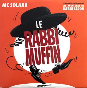 MC-Solaar-CD-Single-Le-Rabbi-Muffin-Promo-France-EX-M