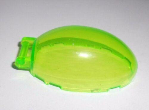hellgrün aus 8080 8060 87752 in transp Lego ovale Cockpitscheibe 6x4x2 1//3