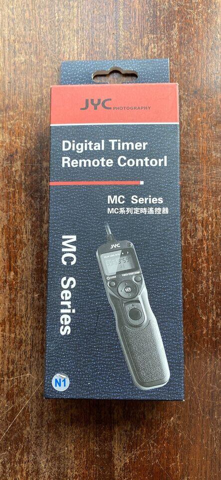 Digital timer Remote Control , JYC, MC Series