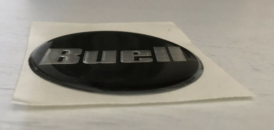 Buell 3D logo