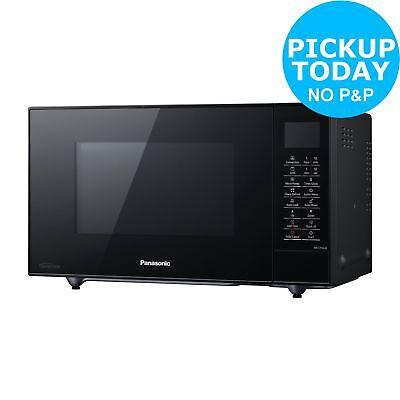 Microwaves Argos Black Panasonic 1000w